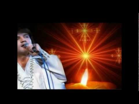 """Elvis Presley """"You' ll Never Walk Alone"""" best version, with beautiful slideshow .mp4"""