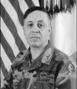 1992-94 2nd Cav. 67th Cmd. Col. Molino