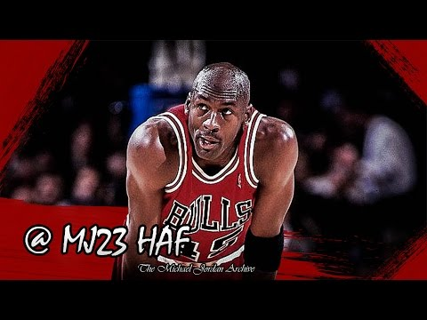 "Michael Jordan ""Double Nickel Game"" Highlights vs Knicks (1995.03.28) - 55pts! (HD 720p 60fps)"