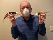 Frank and his masked marauders