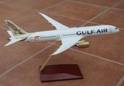 Hogan 1:200 Gulf Air B787-9