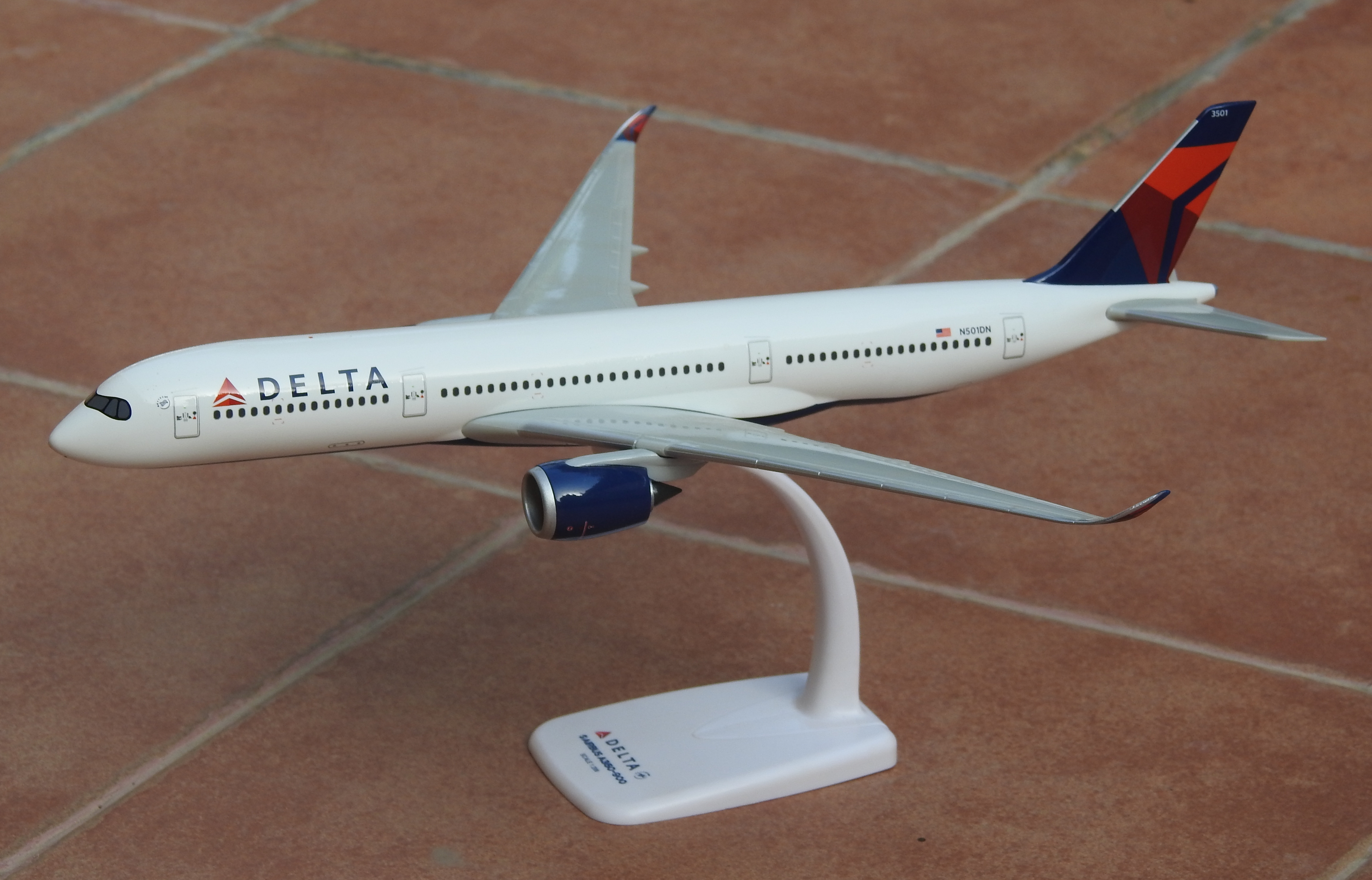 PPC 1:200 Delta A350-900