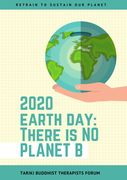 Tariki Earth Day Poster