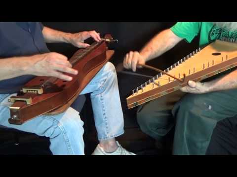 Amelia / Amelia's Waltz on mountain dulcimer & bowed psaltery