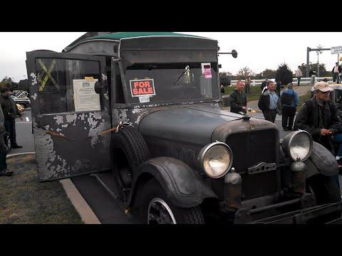 1929 Studebaker Bus House Car at the 2013 AACA Hershey Fall Meet