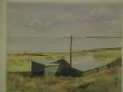 Beach Hut, Rosslare Strand