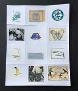 Cool stamp sheet from Jean