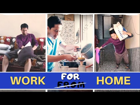 For Me It Is Work For Home | Quarantine And No Chill | UpTalkies