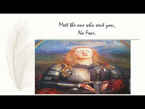 Joan of Arc, Original Song, by Joan Burch