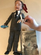 John Bellairs Puppet