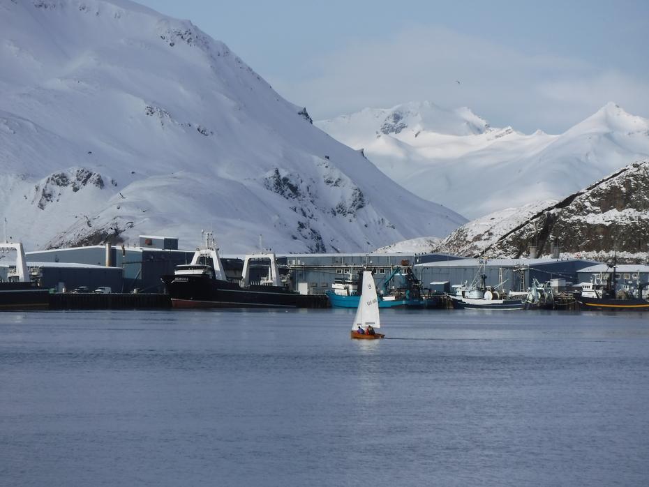 Classic i14 in the Aleutians