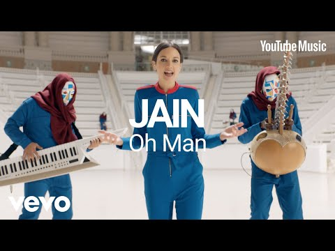 Jain - Oh Man (Official Video| Live @MNAC Museum)