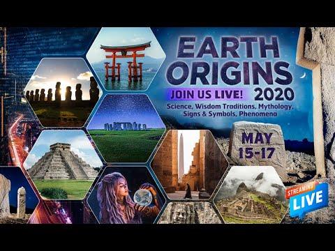 Earth Origins 2020 zoom with Freddy Silva