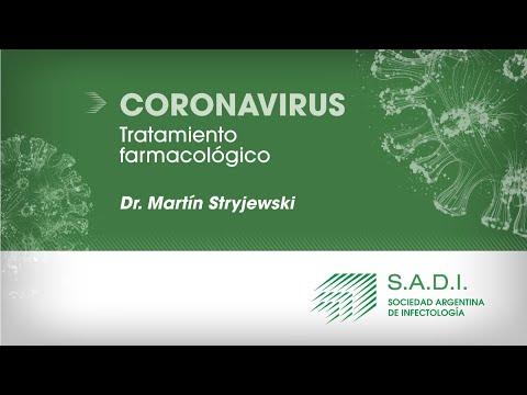 Webinar - Tratamientos para COVID-19 Dr. Martin Stryjewski