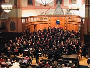 Spring Semester begins with the Greater New Haven Community Chorus