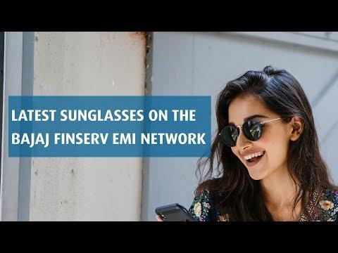 Get the Latest Sunglasses on EMI   Bajaj Finserv EMI Network