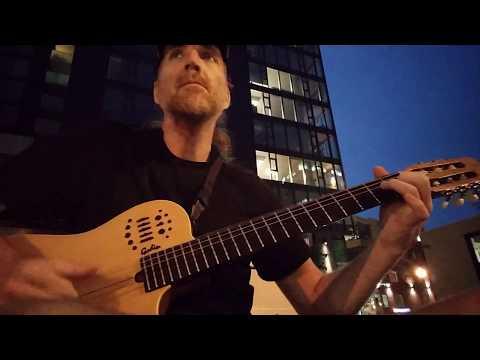 The Naga Saga Raga - excerpt #2 - [Fingerstyle Guitar Originals]