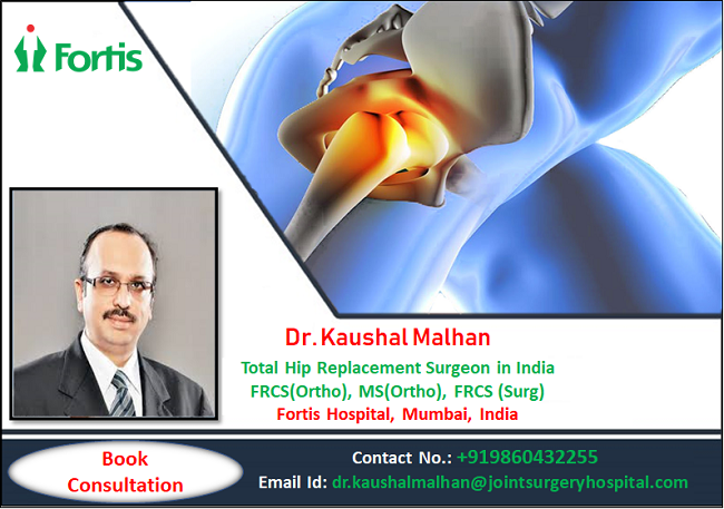Don't Let Hip Pain Wear You Down Get Back To Active Life With Dr. Kaushal Malhan