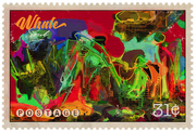 The One & Only First Whale Postage Stamp