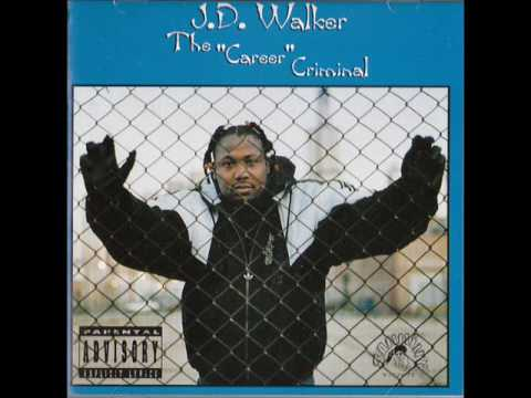 J.D. Walker - Criminal Love Knicca (1995) Chicago Rap