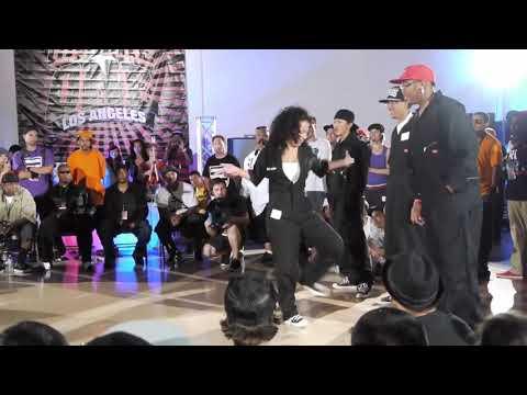 Watch Doja Cat Pop Lock in Dance Battle