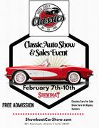 Showboat Atlantic City Classic Car Sales Event & Show