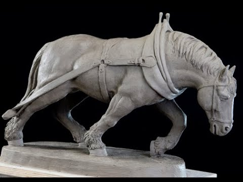 Sculpting a Horse