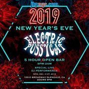 Electric Pussycat LA NYE | New Years