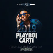 Playboi Carti | Nightingale Plaza New Years