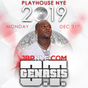 O.T. Genasis 2019 New Year's Eve Party