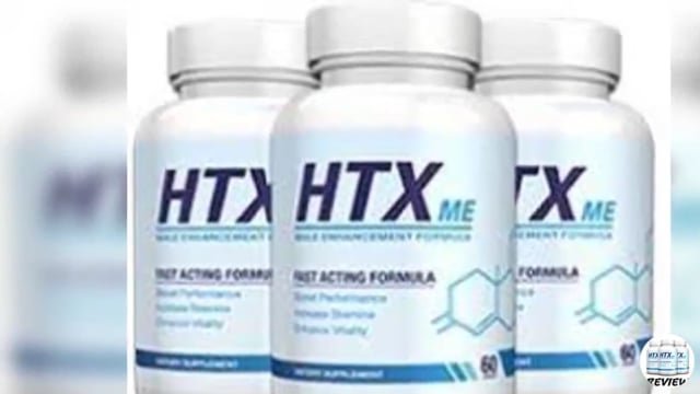 HTX Male Enhancement : Increase Your Desire For Sex