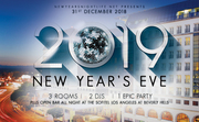 2019 Sofitel Los Angeles New Years Tickets