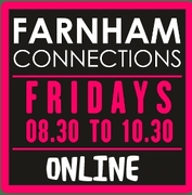 FREE Farnham Connections Breakfast Time Online
