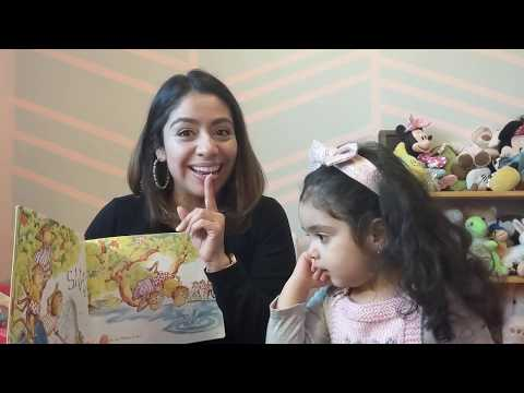 Story Time with Ms. Michelle: 5 Little Monkeys Sitting on the Tree