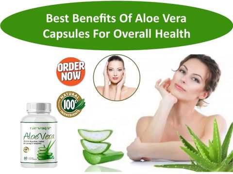 Use Aloe Vera For Wound Healing And Skin Care
