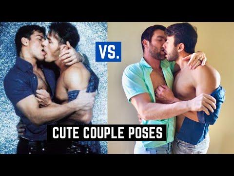 RECREATING CUTE KISSING POSES