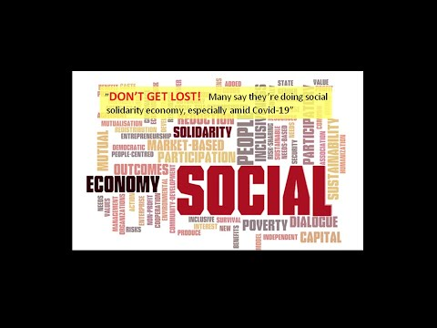 Introduction to Social Solidarity Economy features