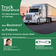 Truck Insurance For New Business or Startups