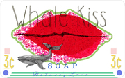 Whale's Kiss Soap...Nature's Love