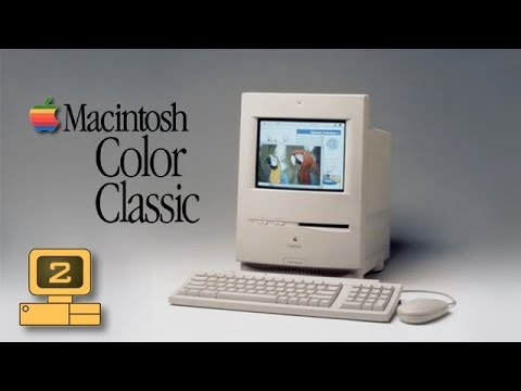 Macintosh Color Classic Review (1993) - Silicon Classics #2