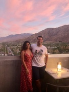 Palm Springs Rooftop Dinner