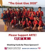 """THE GREAT GIVE 2020 - SUPPORT ARTE DONATE HERE - <a href=""""https://www.thegreatgive.org/organizations/arte"""">https://www.thegreatgive.org/organizations/arte</a>"""