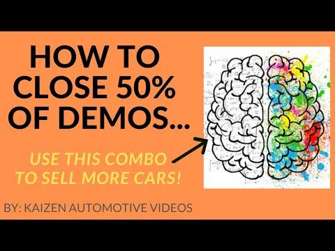 How to Close 50% of Demos!