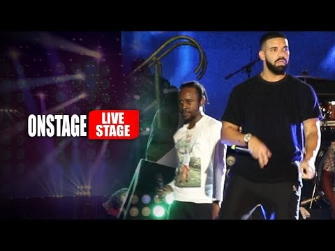 Popcaan Brings Out  Drake Live In Jamaica