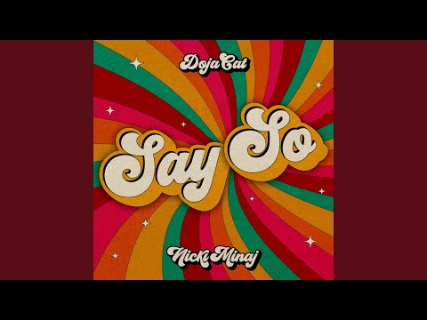 "Doja Cat feat. Nicki Minaj ""Say So"""
