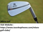 A number Info about miura golf clubs