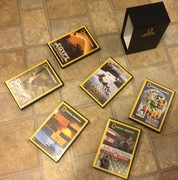 My Meager Nat Geo DVD Collection