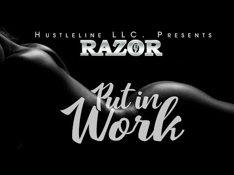 Razor - Put In Work (Official Music Video)