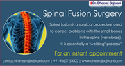 Say Goodbye to Back Pain With Spinal Fusion Surgery in India