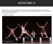 Battery Dance TV Dance Diplomacy with Jonathan 5/10